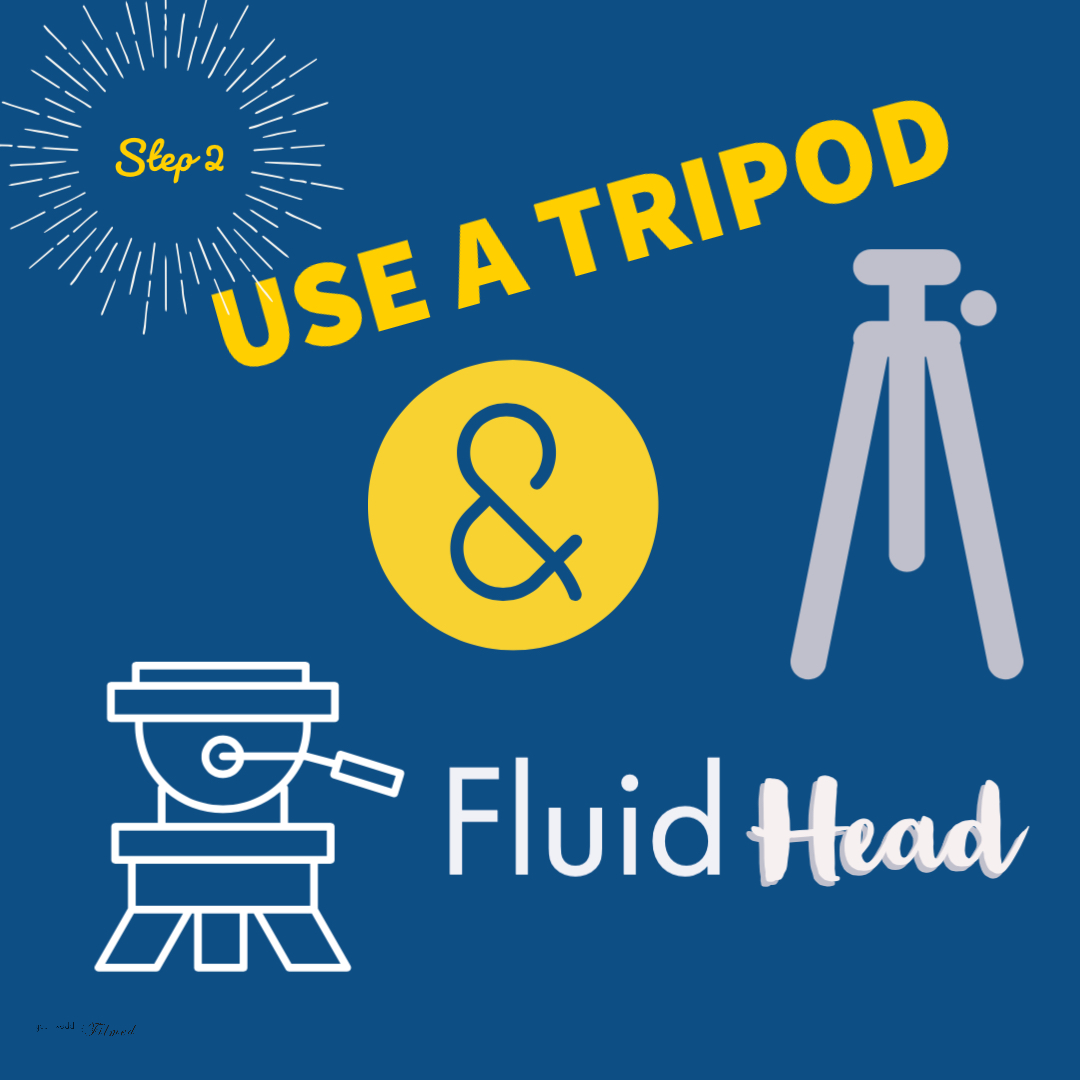 Tripod Filming Fluid Head